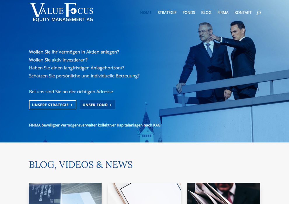 Grafik Und Webdesign In Winterthur Umgebung